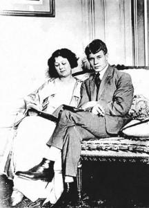 Айседора и Есенин