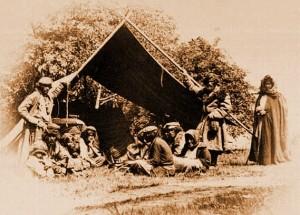 Цыгане, начало XXвека, Белоруссия