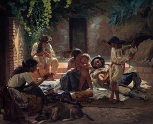 Испанские цыгане