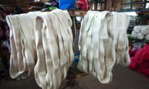шелковые нити