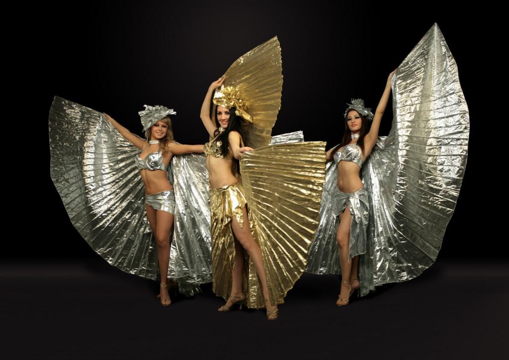 Костюм для шоу-балета