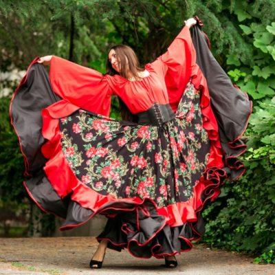 1.Цыганские юбки