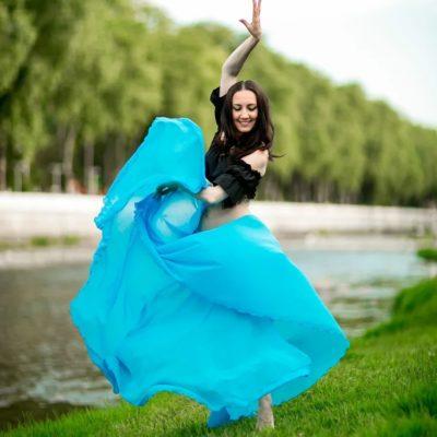 3. Танец живота